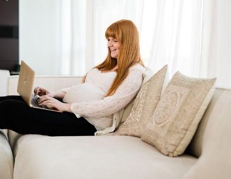 online geburtsvorbereitungskurs online basiswissen